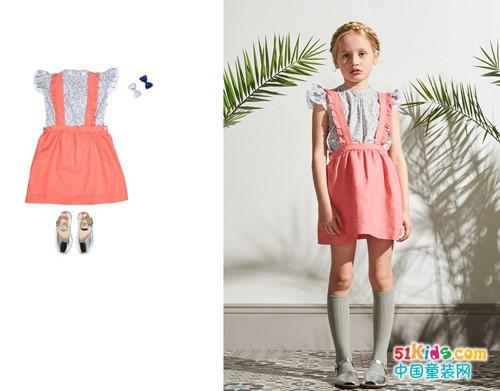 七彩芽夏日连衣裙精致穿搭,优雅与时尚并存