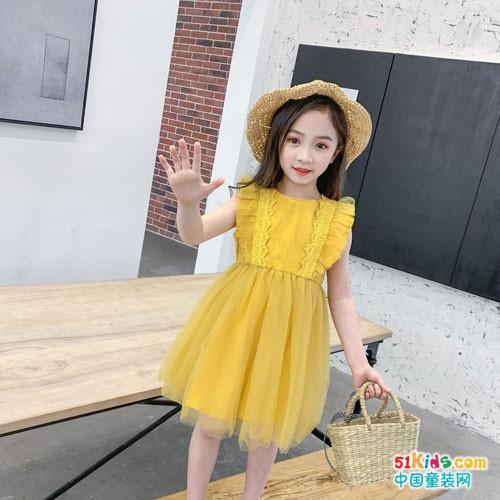 1+2=3童装夏季蓬蓬裙推荐,哪种颜色更好看?
