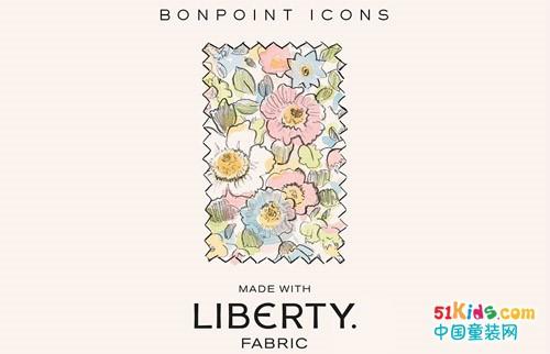 Bonpoint的花朵之力,美学不可或缺的一部分