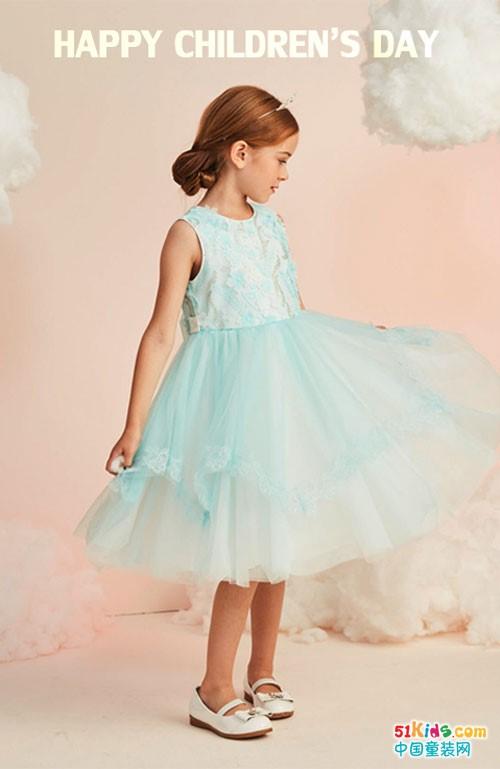 法纳贝儿童装 时尚、品位、高贵ALL IN