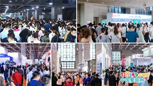 LINK FASHION服装品牌展会上海站圆满落幕创新高