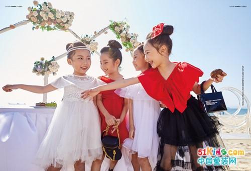 JOJO童裝,時尚潮酷的代言