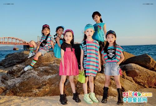 JOJO童装,时尚潮酷的代言