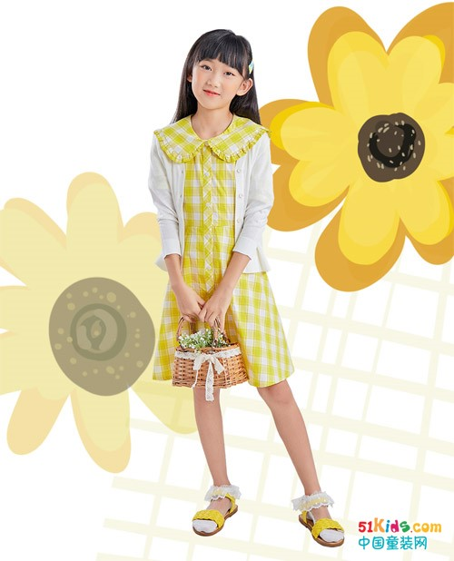 小仙女的衣柜可不止一條連衣裙!