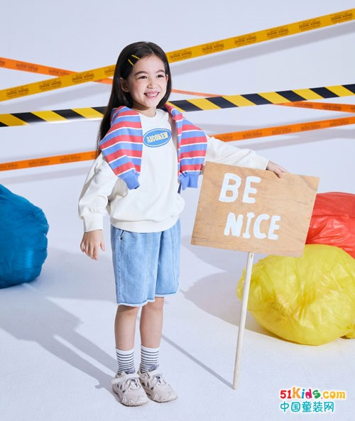 爱儿健童装,多姿多彩的美好童年从这里开始
