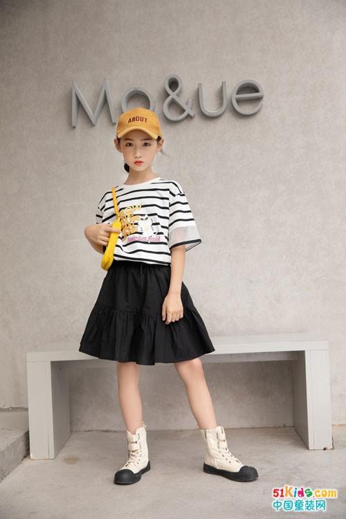 不可比喻轻潮少年装,夏日里的街头时尚