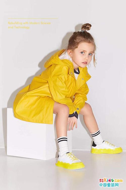 亲子印象童鞋品牌——大众化路线选择的结果