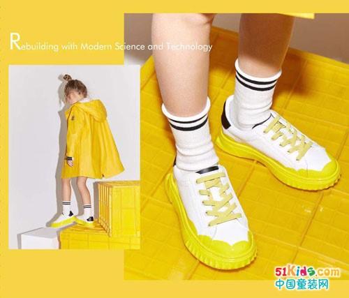 """亲子印象童鞋品牌:买舒适鞋,主要还得看""""妈妈"""""""