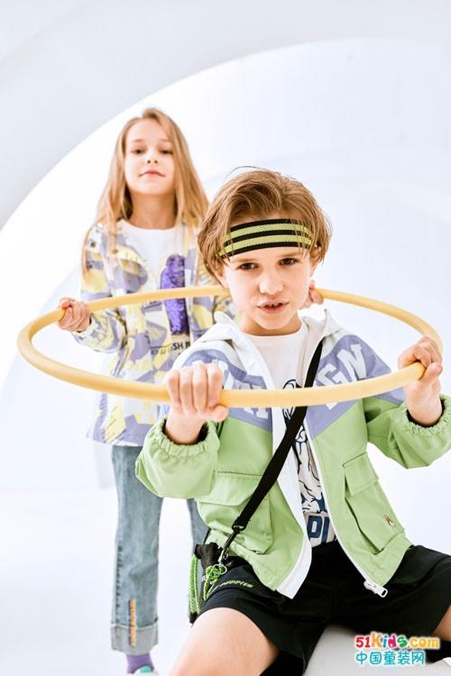 暇步士童装,在休闲舒适中坚持高品质特色