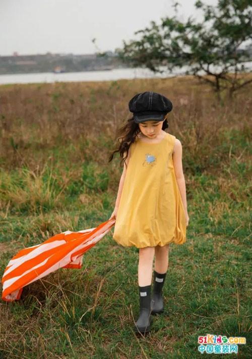 森虎儿童装 崇尚自然原生态的美学气质