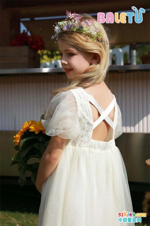 芭乐兔甜美公主裙,可爱一夏,洋气十足