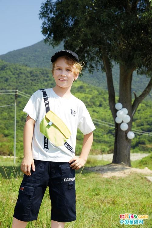 儿童衣橱里的美丽风景,属于铅笔俱乐部童装