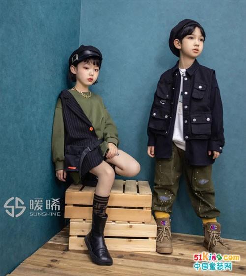 暖晞&吾未秋上新,Z世代的超CHIC高街進階穿搭指南