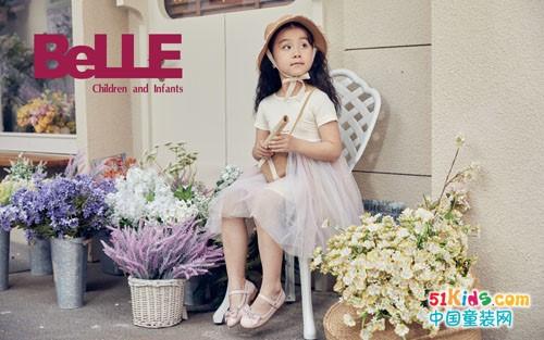 Belle百丽国际童鞋,由内而外优雅和时尚的气质