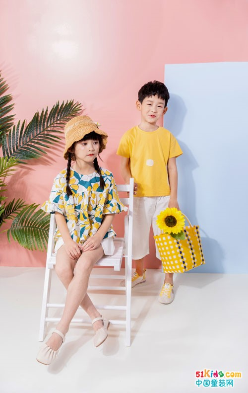棉绘童装:以健康自然理念演绎个性之美