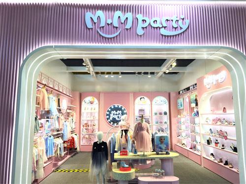 利讯集团 携旗下M.M party闪耀亮相2021CBME孕婴童展,首秀圆满收官!