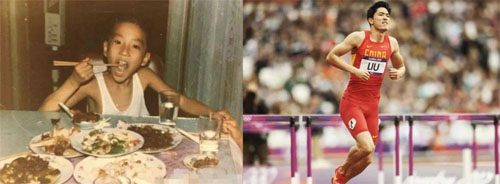 小猪班纳与奥运同行,梦想是光,光里有你!