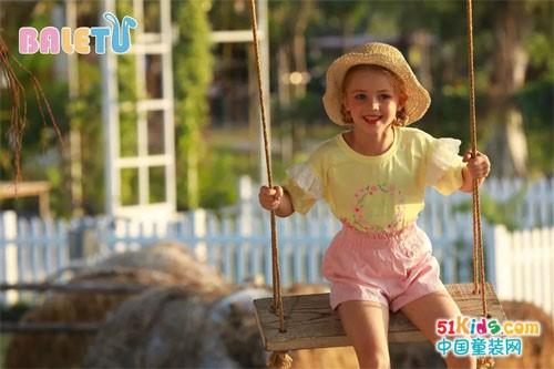 芭乐兔,打造靠谱的生态童装模式