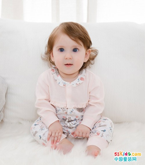 安全舒适的穿搭,从卓儿婴童装开始
