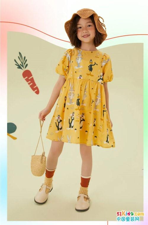 连衣裙有多好看,夏天才知道