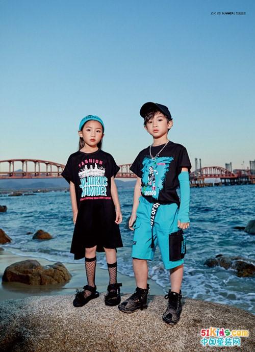 2021年夏季童裝流行色有哪些?夏天防曬什么款式最經典?