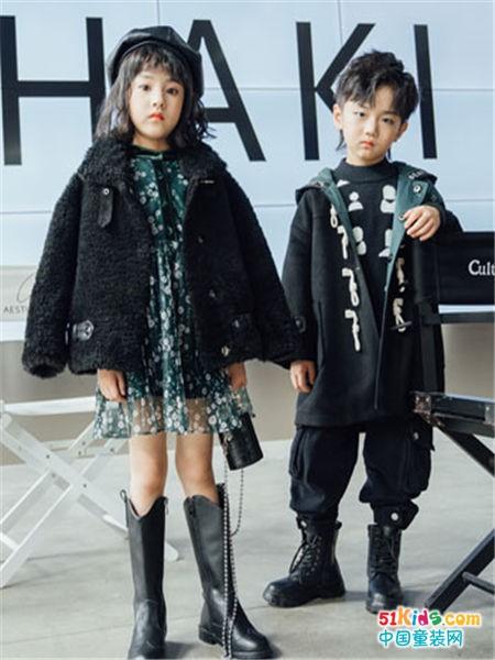 加盟卡琪屋童装,为小朋友们营造一个有家有爱的世界