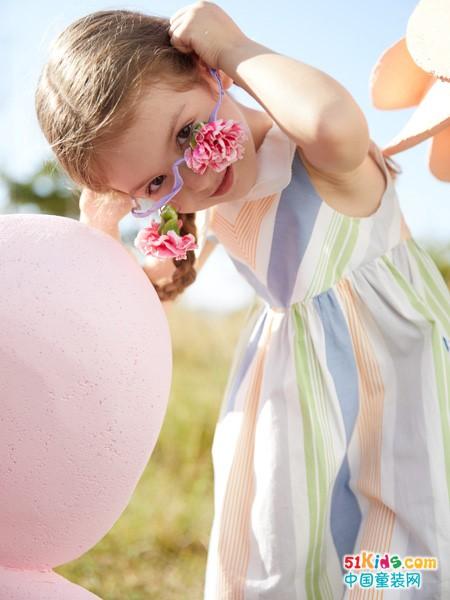 有哪些可爱的童装女裙?五六岁小女孩适合的甜美系女裙有哪些?