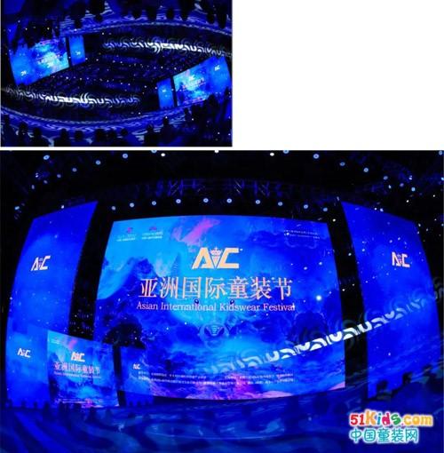 舞台因我更璀璨,聚焦彩色笔&亚洲国际童装节