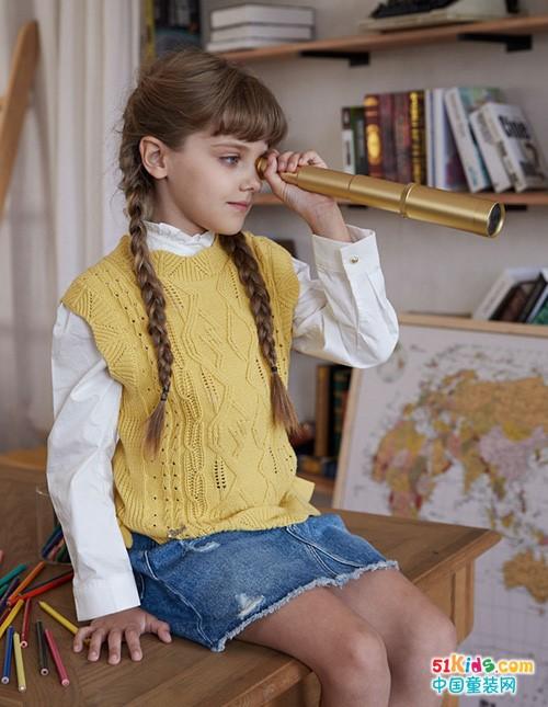 加盟诺贝达童装,感受欧洲大牌童装魅力