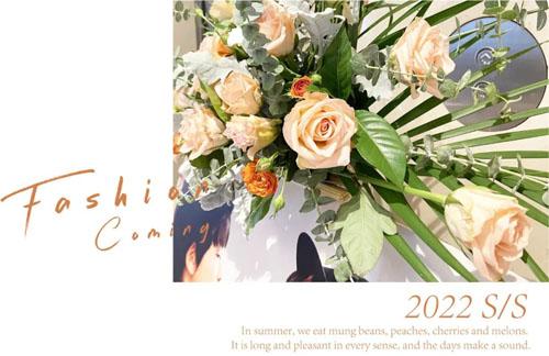 柏惠信子2022春夏新品订货会广东站,超额完成订货量