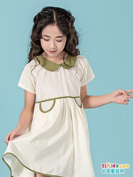 有哪些适合文静女孩穿的穿棉美裙?休闲裙怎样才能穿出童星范?
