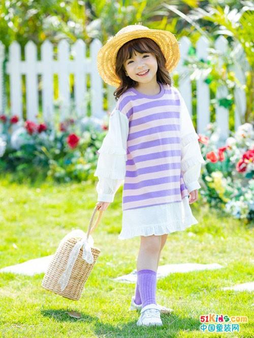 有哪些女孩穿的秋天必备款?小女孩如何穿出小仙女的气质?