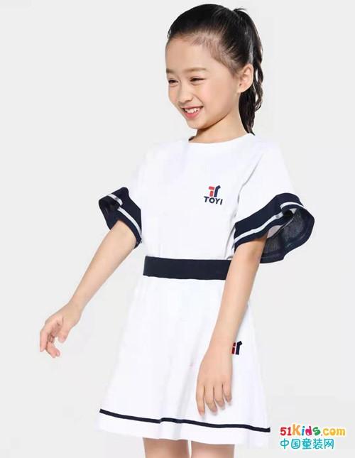有哪些适合小学生穿的裙子?白裙子和什么颜色搭配更出众?