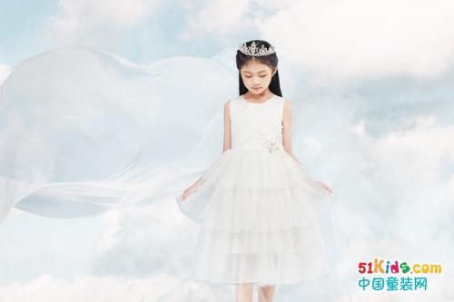 有哪些灵动漂亮的裙子推荐?仙女裙适合多大的女孩穿?