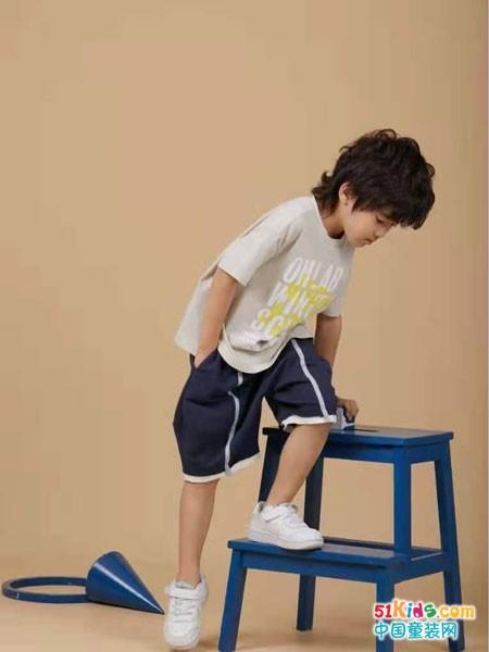 NNE&KIKI尼可童裝帶你如何選擇寬松舒適的搭配