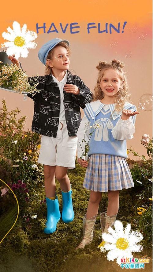 朋友圈最洋气的穿搭款有多好看?学院派葡京集团直营app适合多大的孩子穿?