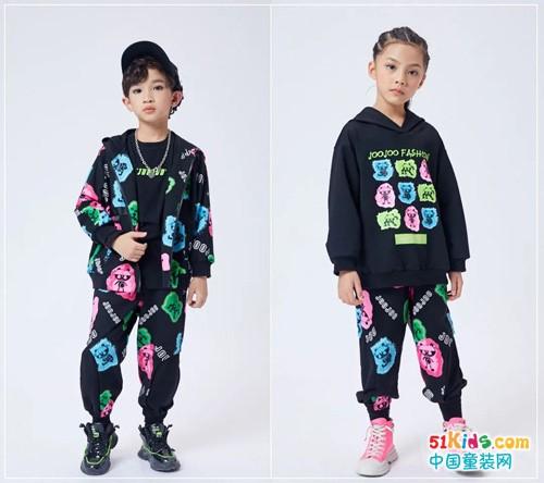 今年秋季流行什么款?街头风尚适合多大的孩子穿?