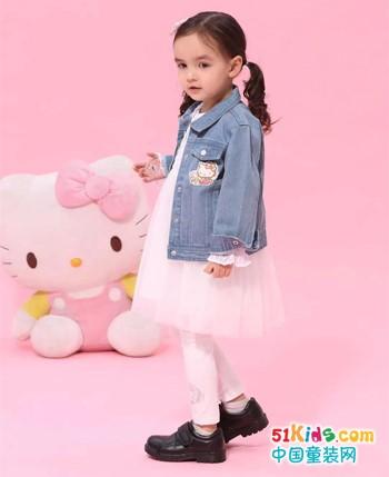 Hello Kitty授權,凱蒂貓童裝順勢而起,IP授權能否一招鮮吃遍天?