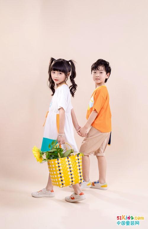 如何把纯棉穿出高级感?男孩女孩怎么穿舒服又时尚?
