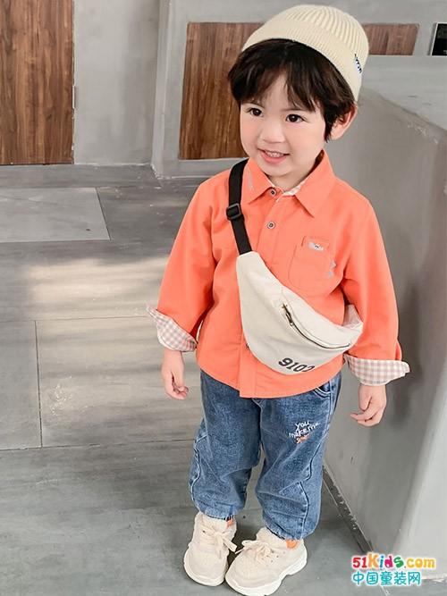 今年秋季最畅销的童装搭配啥样?秋天怎么穿才能不显胖?