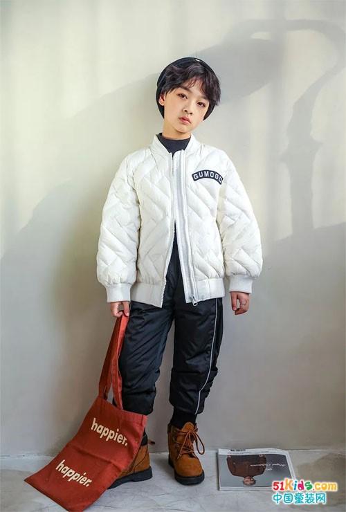 """CITY BOY""""羽""""你同型,QUMO曲沫2021秋羽绒上新"""