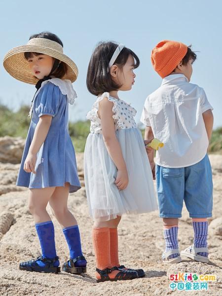 宝宝如何穿出清新范儿?有哪些优雅时髦的夏童装推荐?