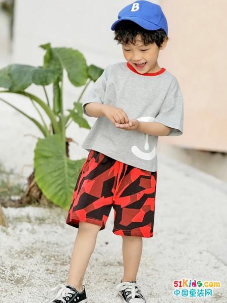 大头儿子小头爸爸童装,是童年时代快乐成长的记忆