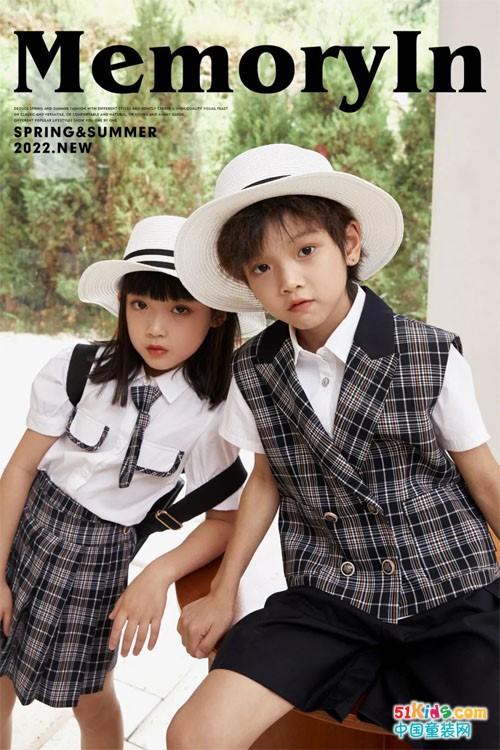 MEMORY IN两个小朋友2022S/S 上海时装周