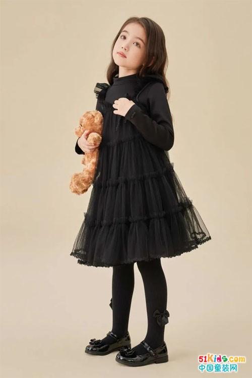 力高芘熊穿搭套餐,属于小朋友的国庆长假礼物