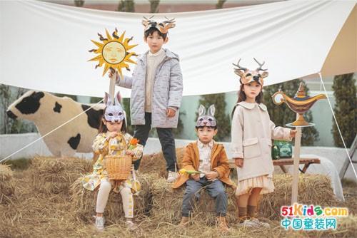 森虎儿21秋季新品,藏羚羊系列·Tibetan