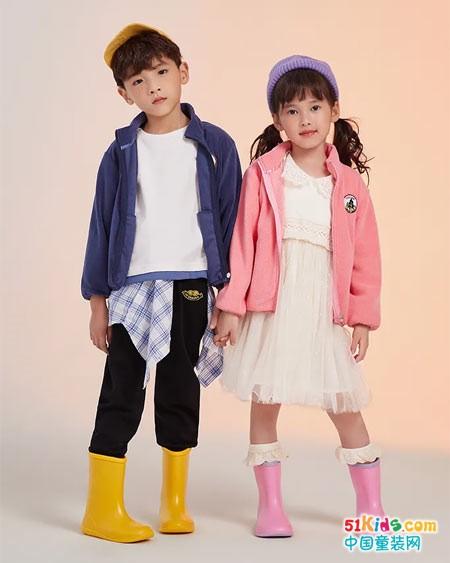 深秋时节,有哪些时尚款式童装适合小朋友穿搭