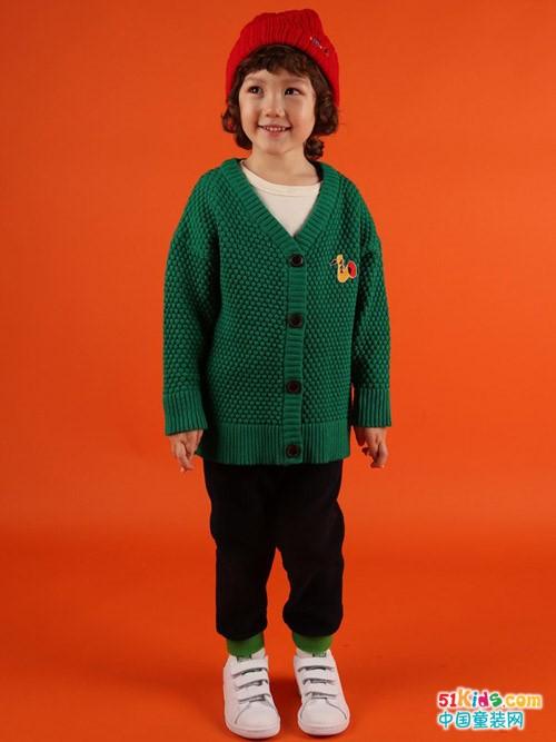 怎样帮孩子穿出俏皮可爱范,贝贝品诺童装教你搭配
