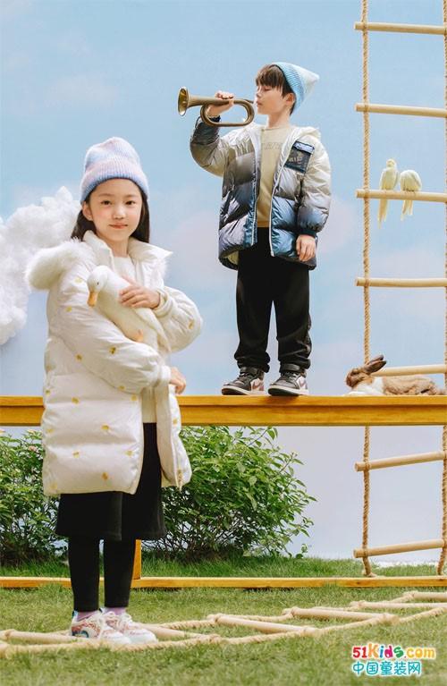 安奈儿21冬季系列丨拥抱变化,尊重多元