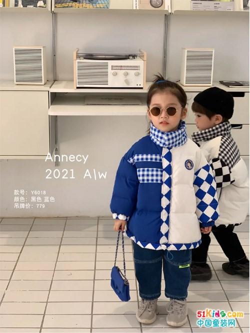 ANNECY阿娜熙2021冬季新品上市,时尚又大气